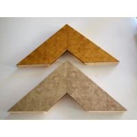 Kορνίζες Πλακέ ξύλινες